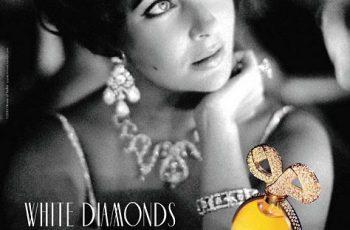 Elizabeth Taylor White Diamonds