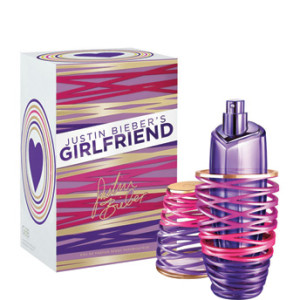 Justin Bieber's Girlfriend Parfüm