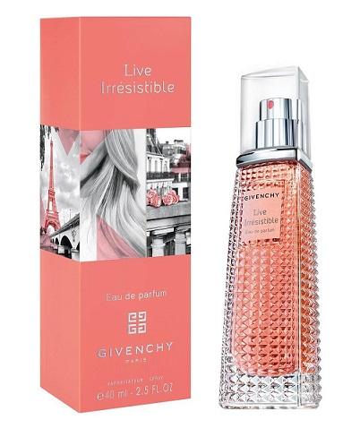 givenchy live irresistible parfüm yorumları